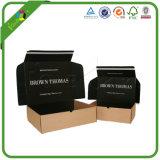 カスタムギフトの宝石類/衣服/服装/靴/化粧品/香水のための包装の出荷の波形のカートンの郵便利用者の郵送の板紙箱