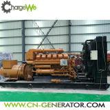 Tipo a basso rumore Genset diesel del contenitore 1MW di /ISO del Ce con il motore diesel 12V190