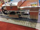 2600mm Breiten-horizontales Glasunterlegscheibe-Geräten-Floatglas-Reinigungs-Gerät