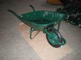 Сверхмощный большой курган колеса подноса металла (Wb6200)