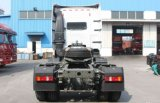 Sinotruk HOWO T7h 6X2 320HPのトラクターのトラック