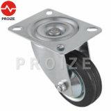 Hierro y Rubber Caster Wheels (C014)