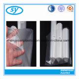 Sacchetti piani di plastica dell'alimento dell'HDPE del commestibile su rullo