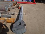 OEM por encargo cilindro hidráulico pistón varilla con acero inoxidable