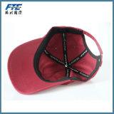 Form-unstrukturierte Stickerei-Baseballmütze