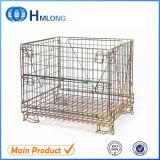 Metallfaltbarer Lager-Speicher-Draht-Rahmen