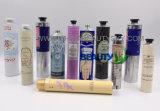Руки внимательности кожи фармацевтический упаковывать пробка косметической Cream обозначая пустая алюминиевая складная