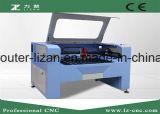 Gravador e cortador do laser do metal da elevada precisão de Jinan mini