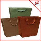Bolso geométrico del regalo de los modelos, bolsa de papel del regalo, bolsa de papel de arte, bolsa de papel que hace compras