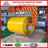Ral Farbe beschichteter Dx51d materieller Stahl Z40-Z275 umwickelt PPGI