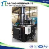Usines de rebut d'incinérateur pour le traitement de déchets solides