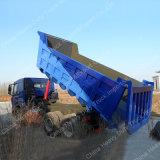 Sinotruk HOWO A7 6X4 Pesada Camiones de volquete de dumping