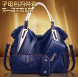 Fornecedor 4PCS de China em umas bolsas ajustadas dos sacos de couro dos sacos 1