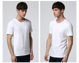T-shirt de chemise de circuit de collet d'équipage de mode pour le mâle