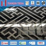 201/304 di strato decorativo del piatto dell'acciaio inossidabile