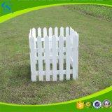 Сталь PVC профилирует разделительную стену сада