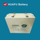 batteria al piombo di 2V 800ah per il sistema solare