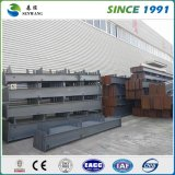 Constructeurs préfabriqués d'acier de construction pour l'entrepôt
