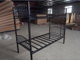 노동자를 위한 공장 직매 금속 1인용 침대