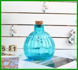 150ml de Fles van het Glas van de Verspreider van het Aroma van Docor van het huis met Houten Cork