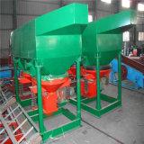 Jigger-Maschine für Golderz-Verarbeitungsanlage-Gerät