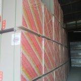건식 벽체와 천장 프로젝트에서 널리 이용되는 자연적인 질 석고 보드