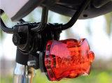 防水LEDランプの自転車の前部ヘッドライトアクセサリ