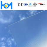 3,2 mm Polycristallin Silicon Soalr Panneau en verre à faible teneur en fer Verre trempé solaire