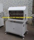 Машинное оборудование изготавливания пластмассы трубы большой емкости заплетенное усиленное прессуя