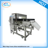 Cinta transportadora de la máquina de la categoría alimenticia del detector de metales