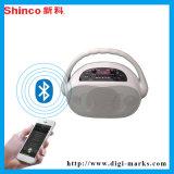 De professionele Draagbare Spreker van Bluetooth van de Fabrikant met het Licht van de Flits