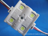 módulo de 12VDC 4PCS SMD5050 LED con el Ce RoHS