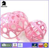 Doppia protezione del reggiseno della rondella del risparmiatore del reggiseno della bolla della sfera per la lavatrice della lavanderia