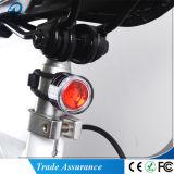 Fanale posteriore di riciclaggio del faro della bicicletta ricaricabile bianca ultra luminosa di colore rosso LED