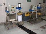중력 충전물 기계