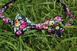 يطبع خاصّ بالأزهار عرضيّ رابط إنحناء رابط يثبت مع تلاءم جيش مربّع