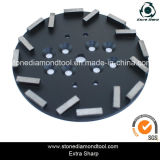 диск конкретного диаманта этапа машины 250mm Blastrac меля