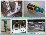 China-Berufsfertigung-Selbst-Aufrichtender Turmkran Qtz100 Tc6013-Max. Eingabe: Länge 8t/Jib: Eingabe 60m/Tipp: 1.3t