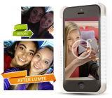 iPhone 6s/6s аргументы за телефона 2016 популярное СИД плюс случай Se Lumee iPhone с пакгаузом светлого Selfie случая СИД международным