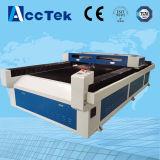 Máquina de gravura Desktop Akj1325 do laser da elevada precisão