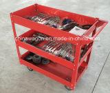 Тележка Sc1350 инструмента сверхмощной работы Rif красная стальная