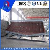 Pantalla linear de acero el vibrar/de la vibración de Stainles de los Dgs para la harina de la explotación minera/el equipo de la máquina de la sal/de los materiales de construcción