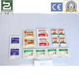 Cuatro farmacéutica gránulo Sellado lado de la máquina de embalaje