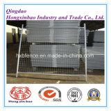 Cerca provisória da ligação Chain/de fio MERGULHO quente cerca provisória soldada galvanizada do engranzamento