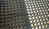 Estera antifatiga de la estera del hotel del petróleo de la estera de las esteras de goma de goma resistentes de goma antirresbaladizas del hotel