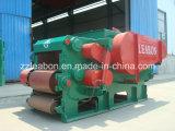 Houten Chipper Machine met Electric en Dieselmotor