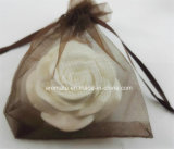 陶磁器のローズの花のホーム芳香剤