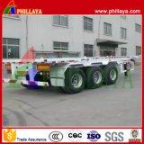 Skeleton Behälter-Träger-Transport-Chassis-Schlussteile