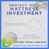 Duurzame Koningin Waterproof Breathable Mattress Protector