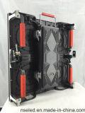 Indicador de diodo emissor de luz P3.91 interno com lâmpada preta